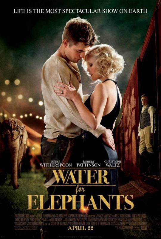 Water for Elephants Large Poster