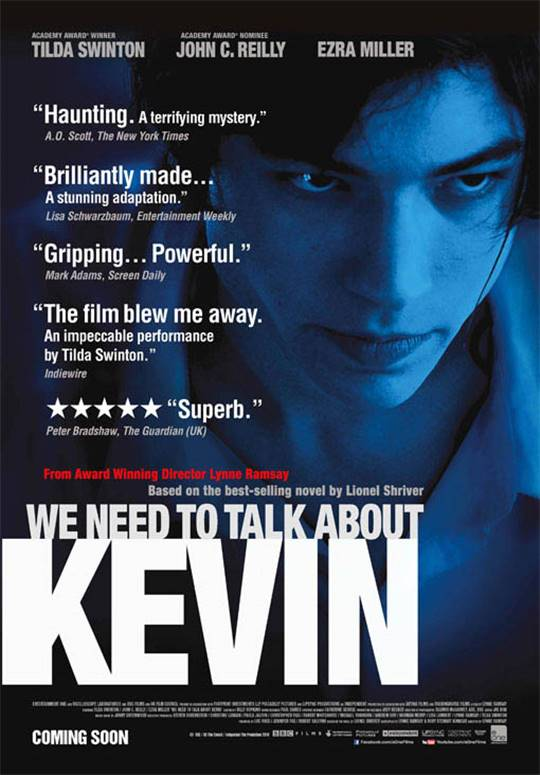 We Need to Talk About Kevin Large Poster
