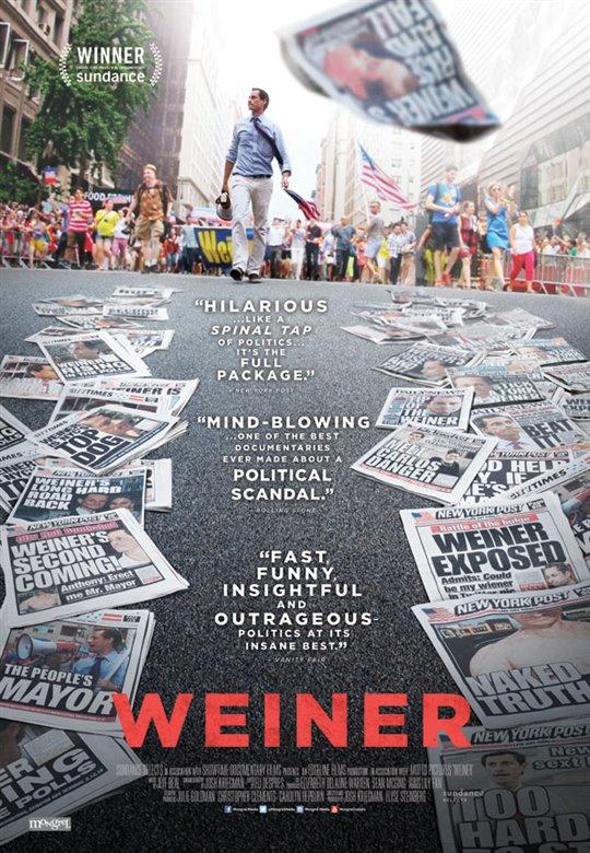 Weiner Large Poster