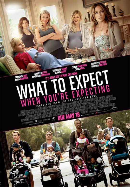 What to Expect When You're Expecting Large Poster