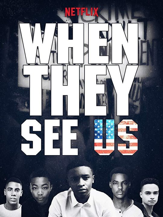 When They See Us (Netflix) | Now Playing | Movie Synopsis ...