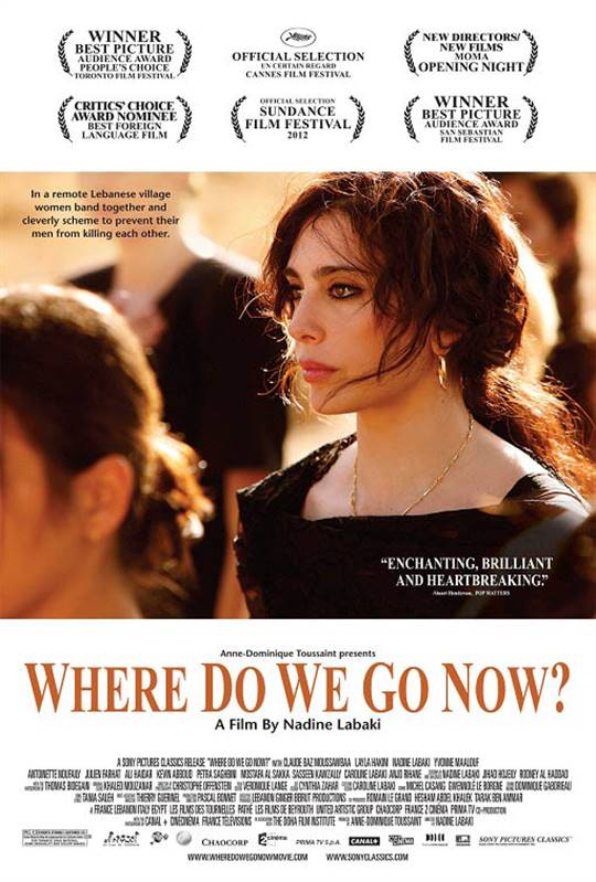 Where Do We Go Now? Large Poster