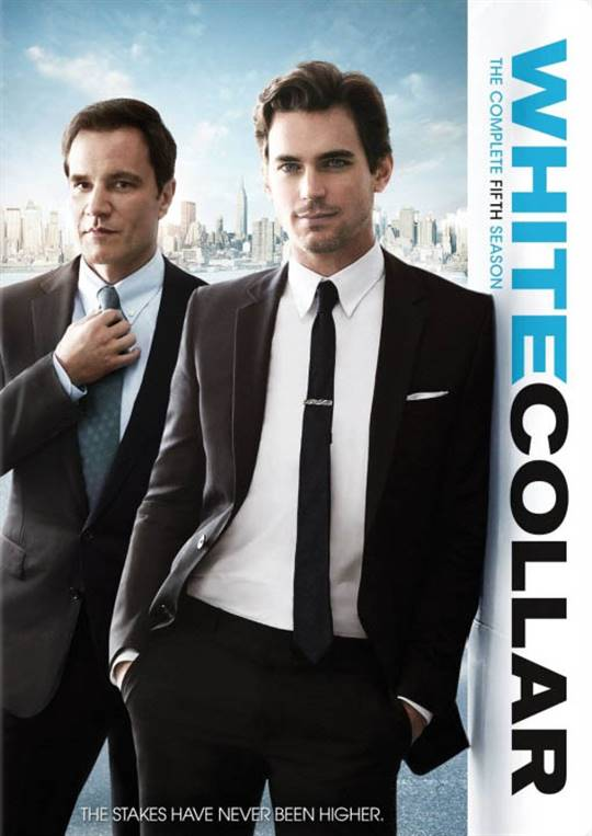 White Collar: The Complete Fifth Season Large Poster