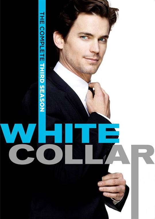 White Collar: The Complete Third Season Large Poster