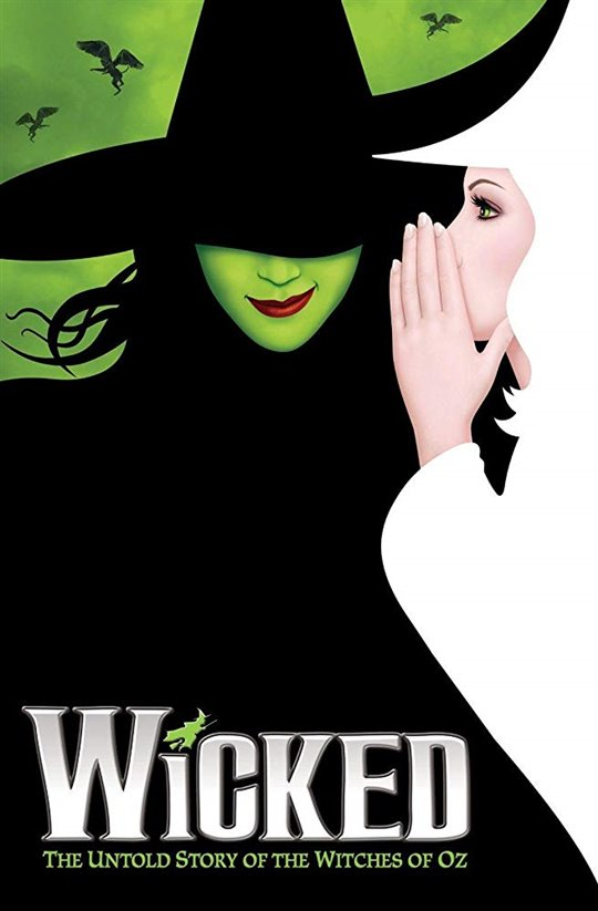 Wicked Large Poster