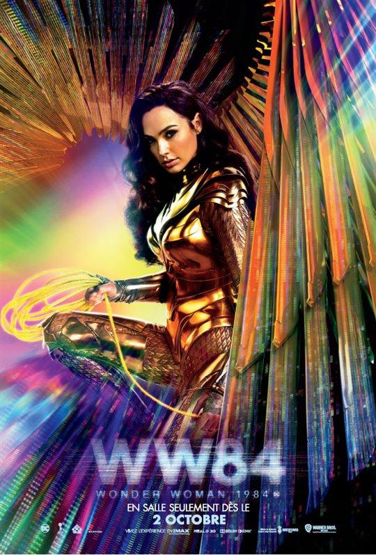 Wonder Woman 1984 (v.f.) Large Poster