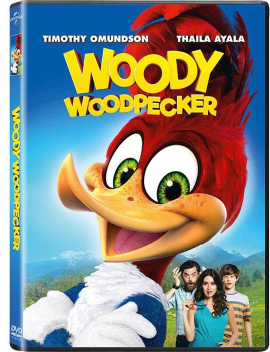Woody Woodpecker Large Poster