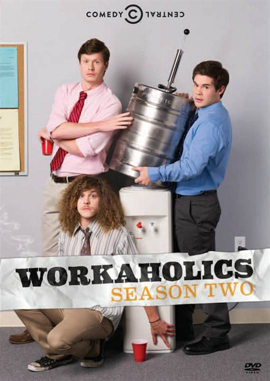 Workaholics: Season Two Large Poster