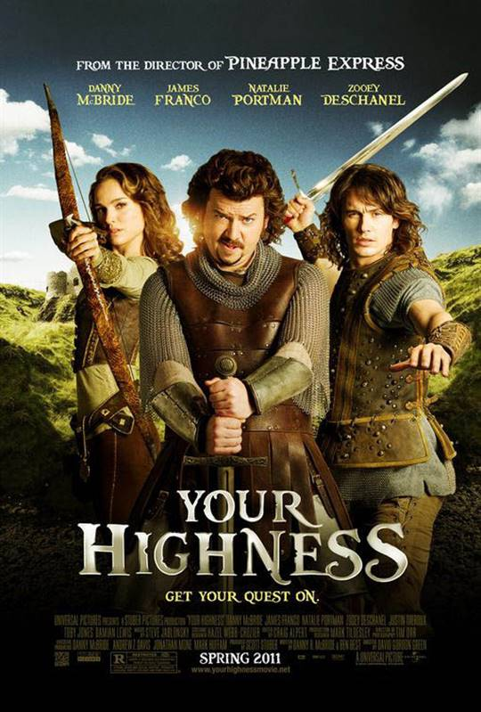 Your Highness Large Poster