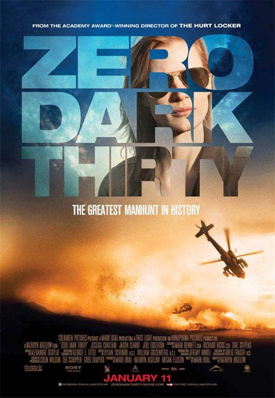 Zero Dark Thirty | On DVD | Movie Synopsis and info