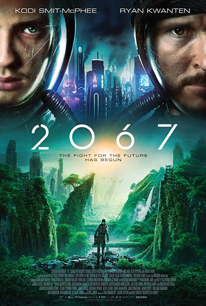 2067 Large Poster