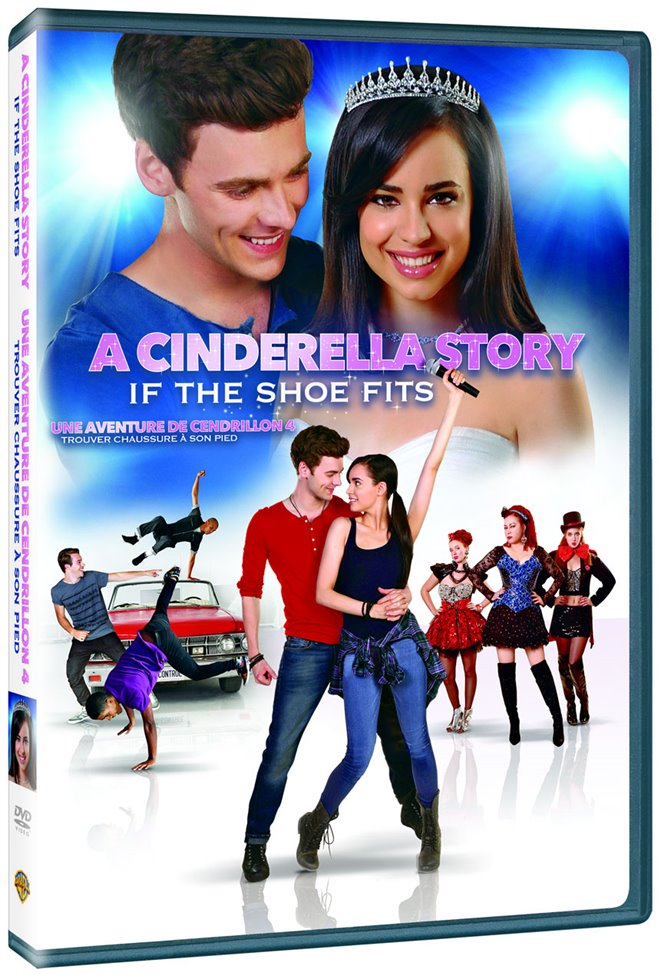 A Cinderella Story: If the Shoe Fits Large Poster