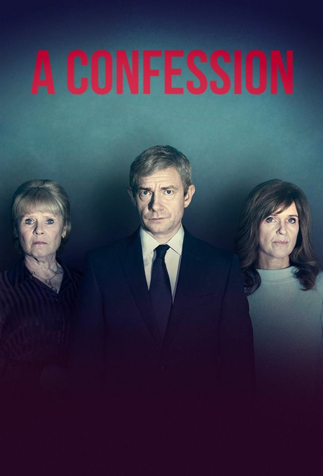 A Confession (BritBox) Large Poster