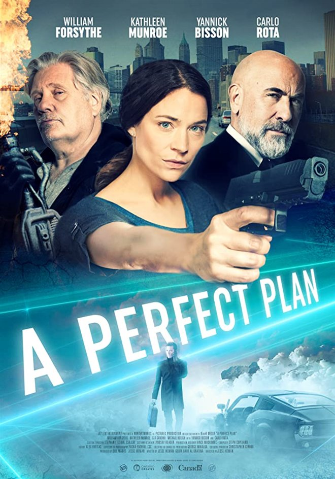 A Perfect Plan Large Poster