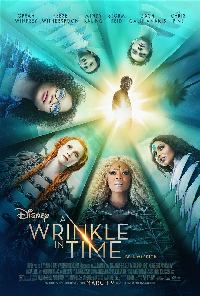 A Wrinkle in Time Large Poster