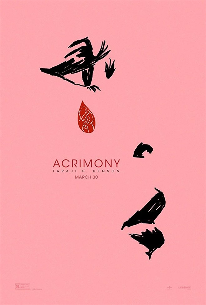 Acrimony Large Poster