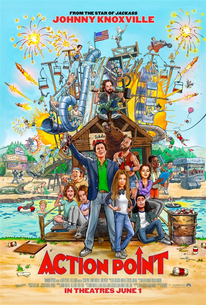 Action Point Large Poster