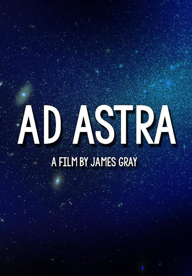 Ad Astra Large Poster