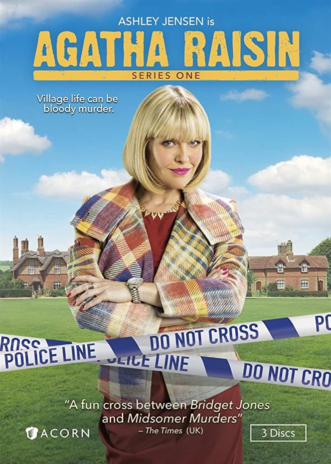 Agatha Raisin (Acorn TV) Poster