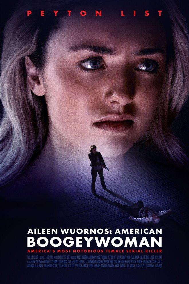 Aileen Wuornos: American Boogeywoman Large Poster