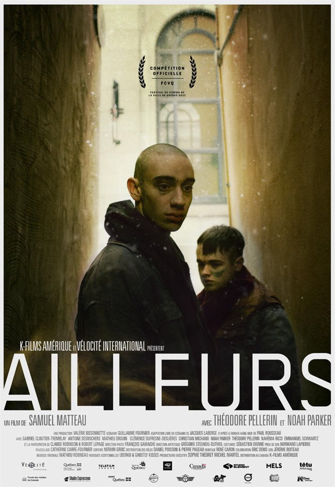 Ailleurs Large Poster