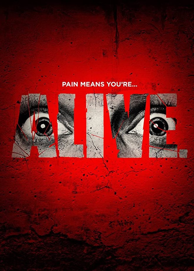 Alive (2019) Large Poster