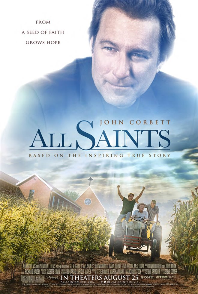 All Saints Large Poster