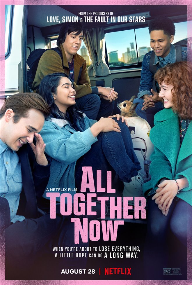 All Together Now (Netflix) Large Poster