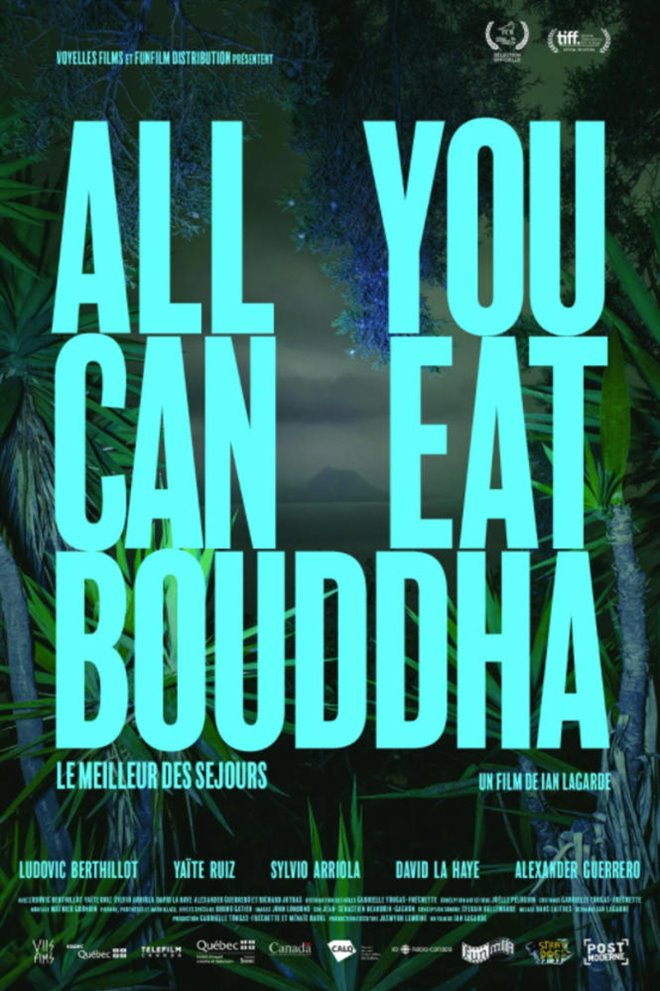 All You Can Eat Bouddha (v.o.s.-t.f.) Large Poster