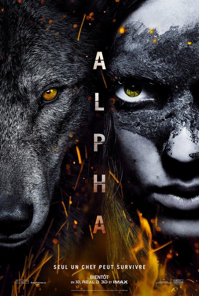 Alpha (v.f.) Large Poster
