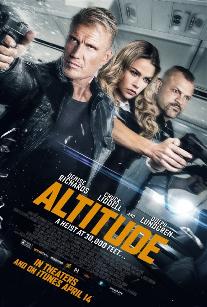 Altitude Large Poster