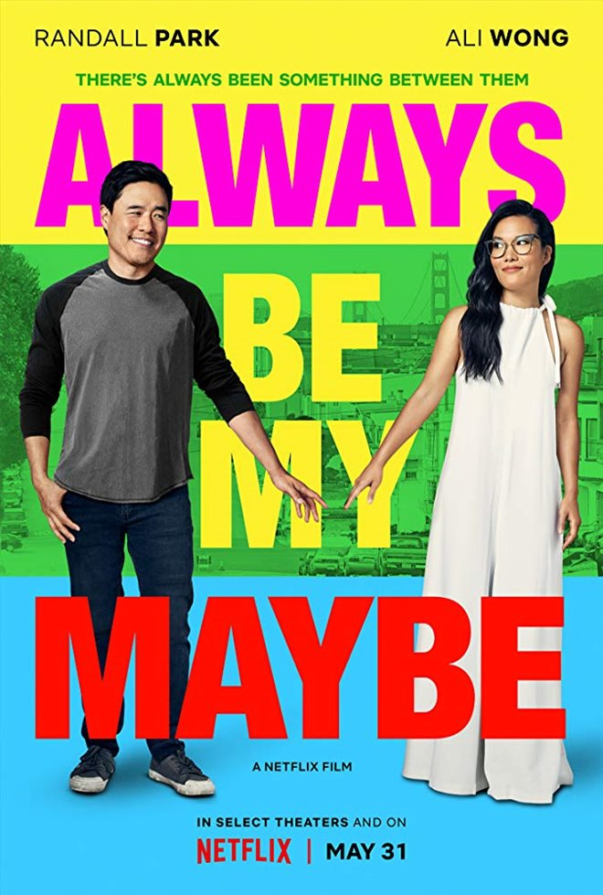 Always Be My Maybe (Netflix) Large Poster