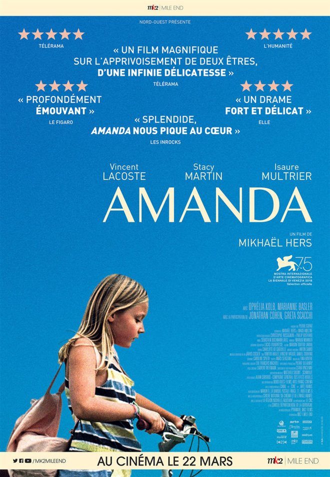 Amanda Large Poster
