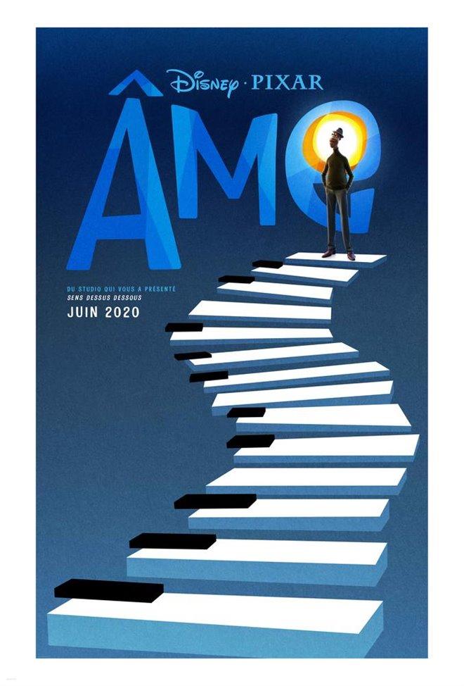 Âme Large Poster