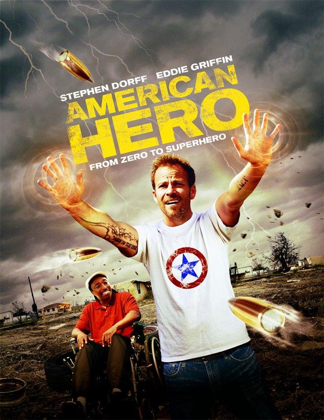 American Hero Large Poster