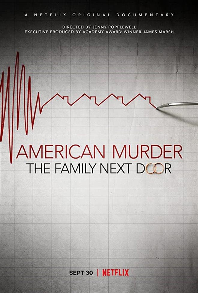 American Murder: The Family Next Door (Netflix) Large Poster