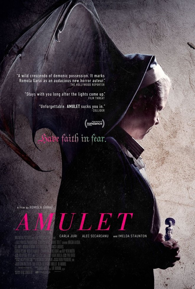 Amulet Poster