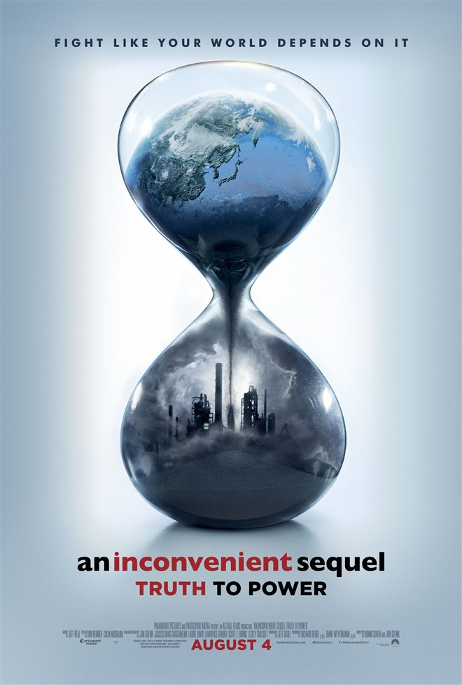An Inconvenient Sequel: Truth to Power (v.o.a.) Large Poster