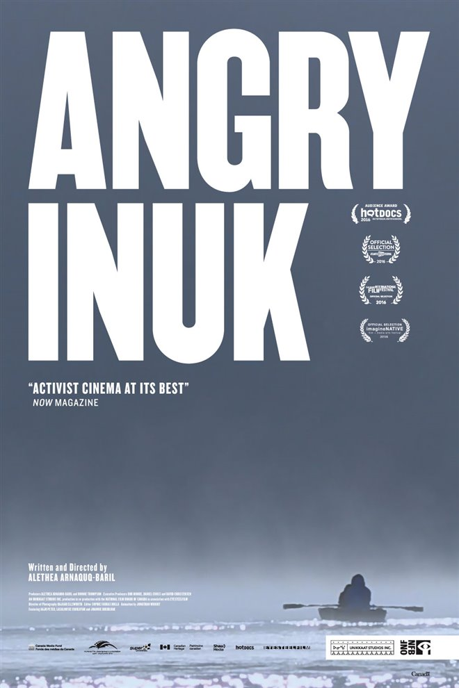 Angry Inuk Large Poster