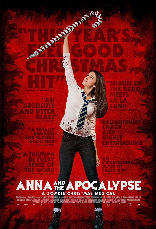 Anna and the Apocalypse Large Poster