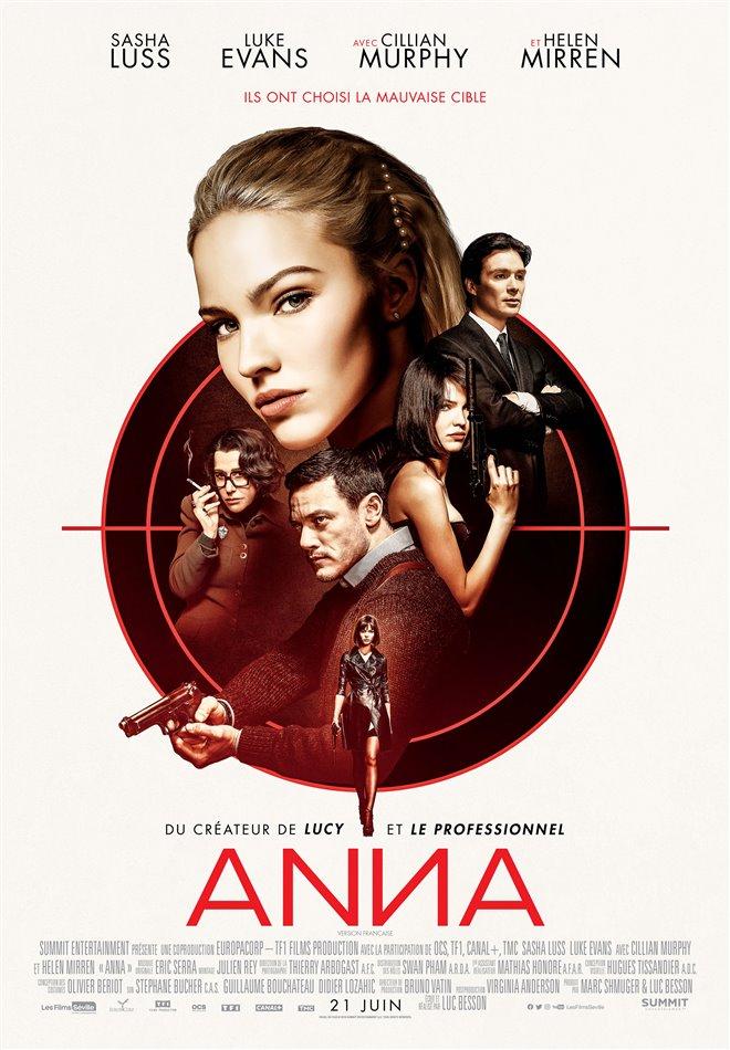 Anna (v.f.) Large Poster