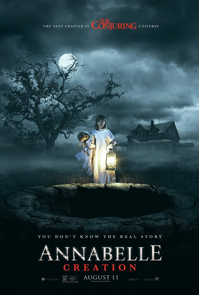 Annabelle: Creation Large Poster