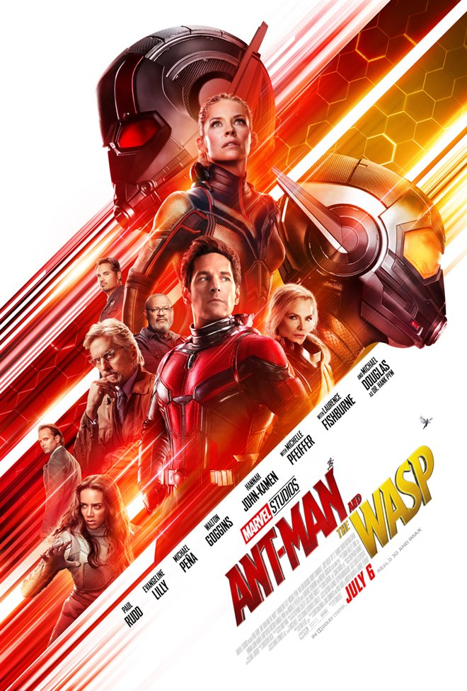 Ant-Man and the Wasp Large Poster