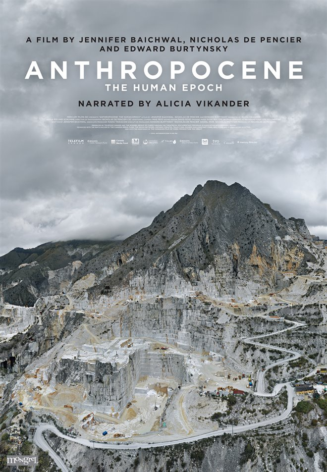 Anthropocene: The Human Epoch Large Poster