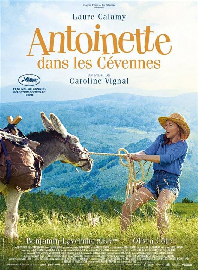 Antoinette dans les Cévennes (v.o.f.) Large Poster