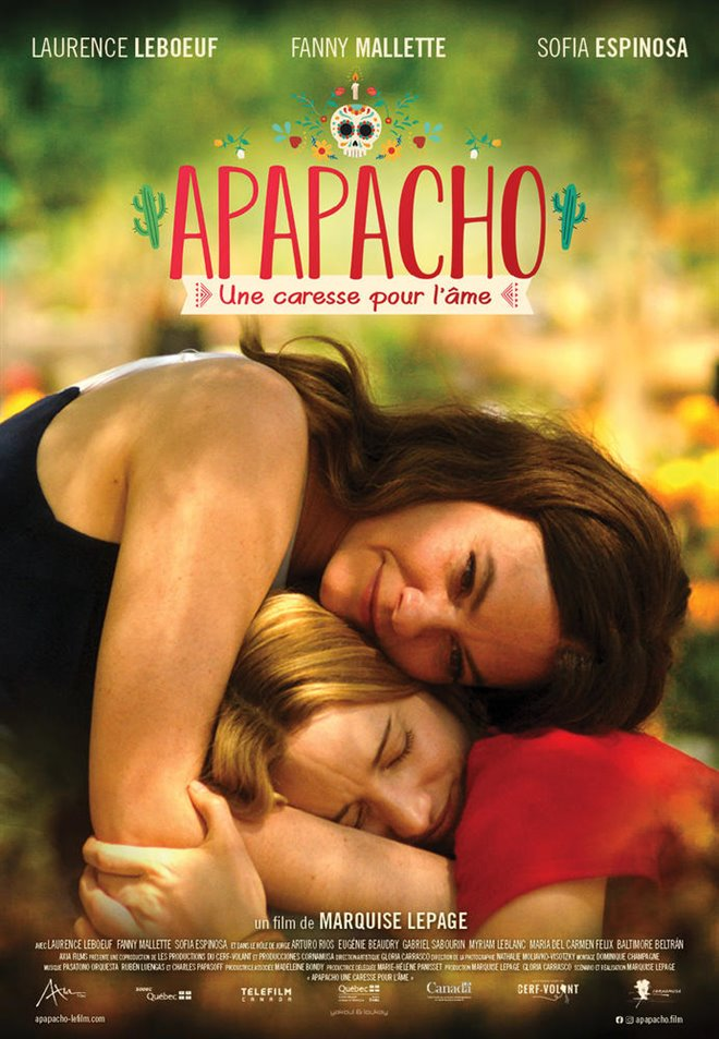Apapacho Large Poster
