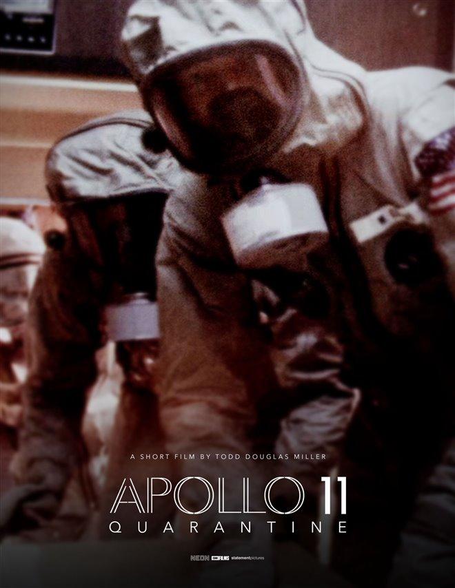 Apollo 11: Quarantine Large Poster