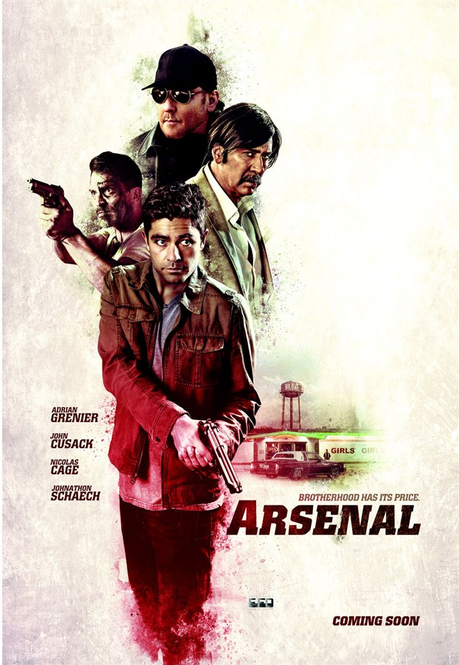Arsenal Large Poster