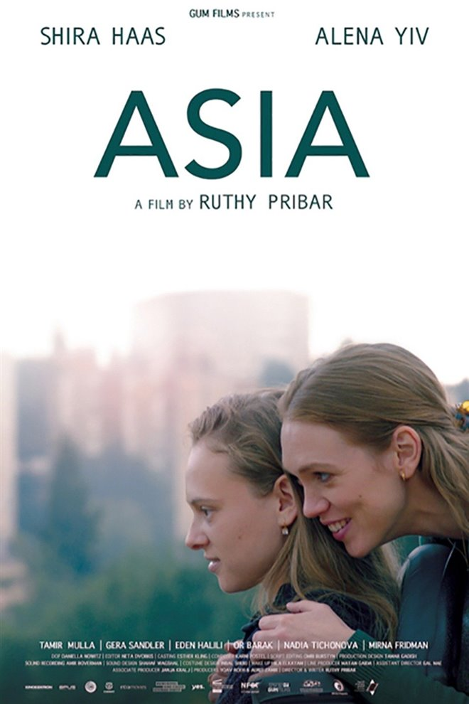Asia Large Poster