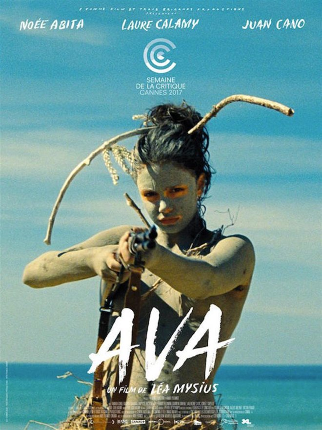 Ava (2017) Large Poster